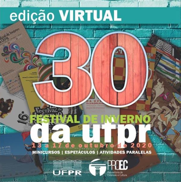 30º Festival de Inverno da UFPR